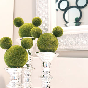 DIY Mickey Topiaries Under $10
