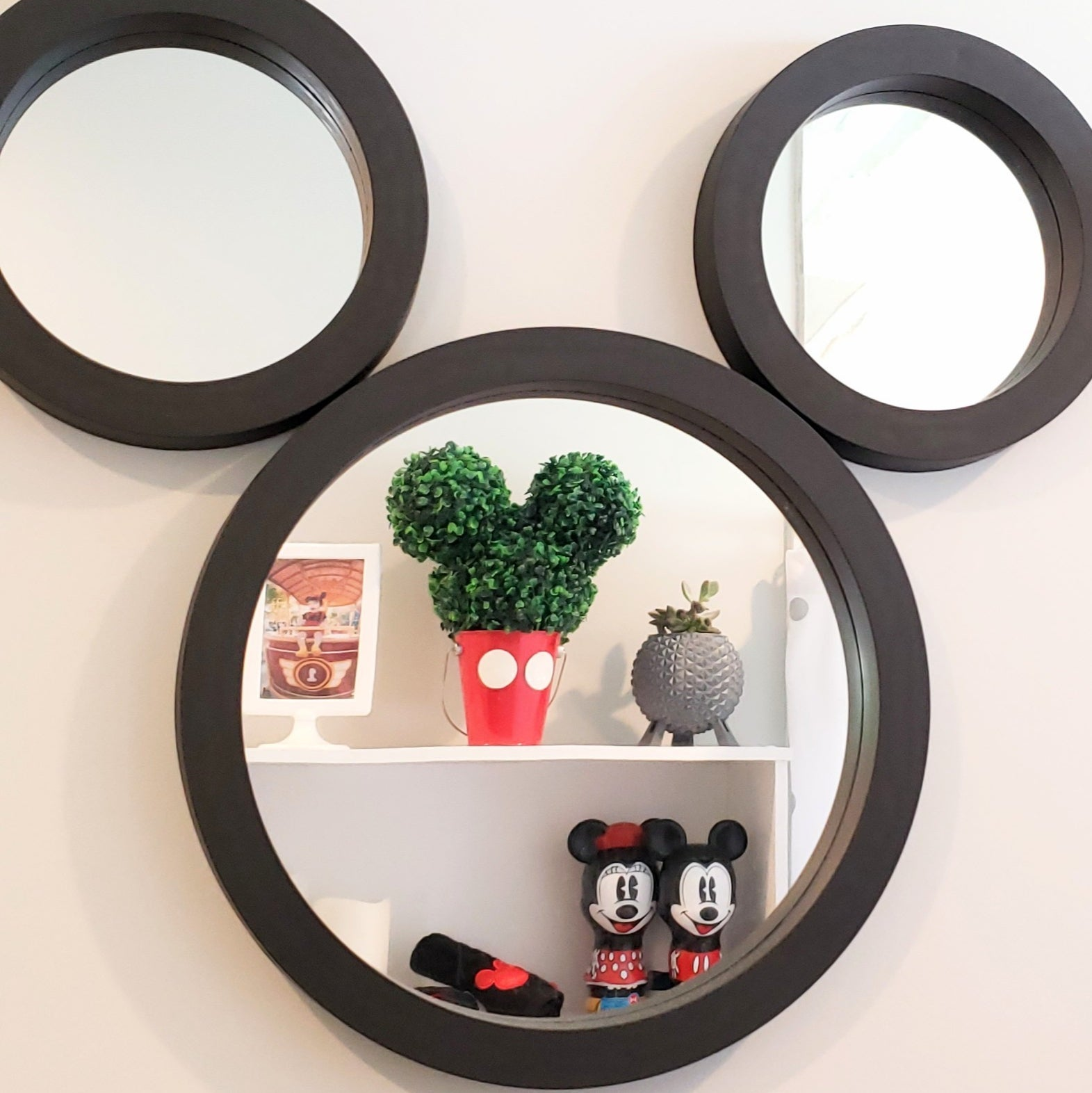 My Mickey Themed Bathroom