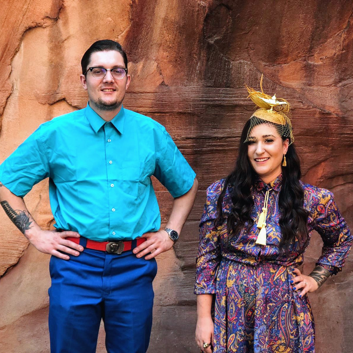 Fall Dapper Day 2018