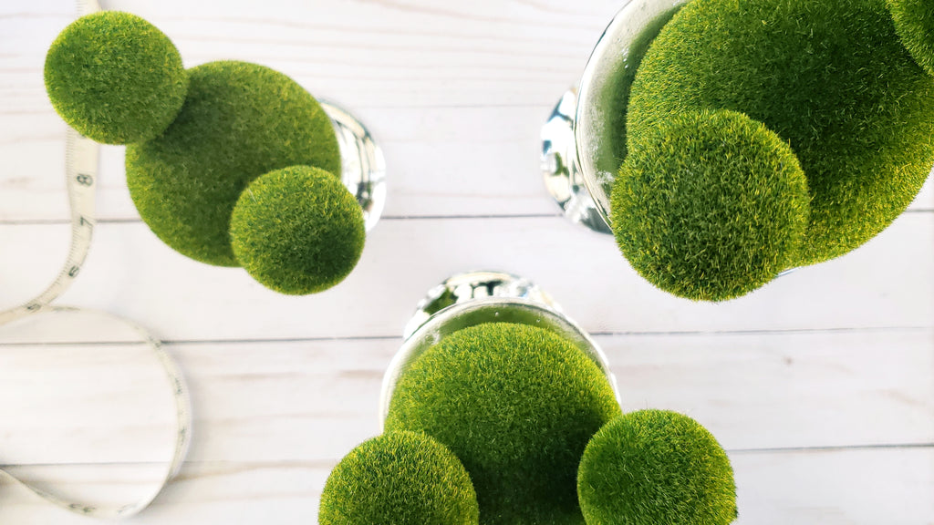 Diy Mickey Topiaries Under 10 Thisdflove
