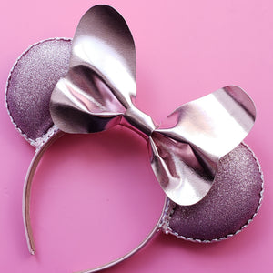 Bowtique Bow Chrome Pink