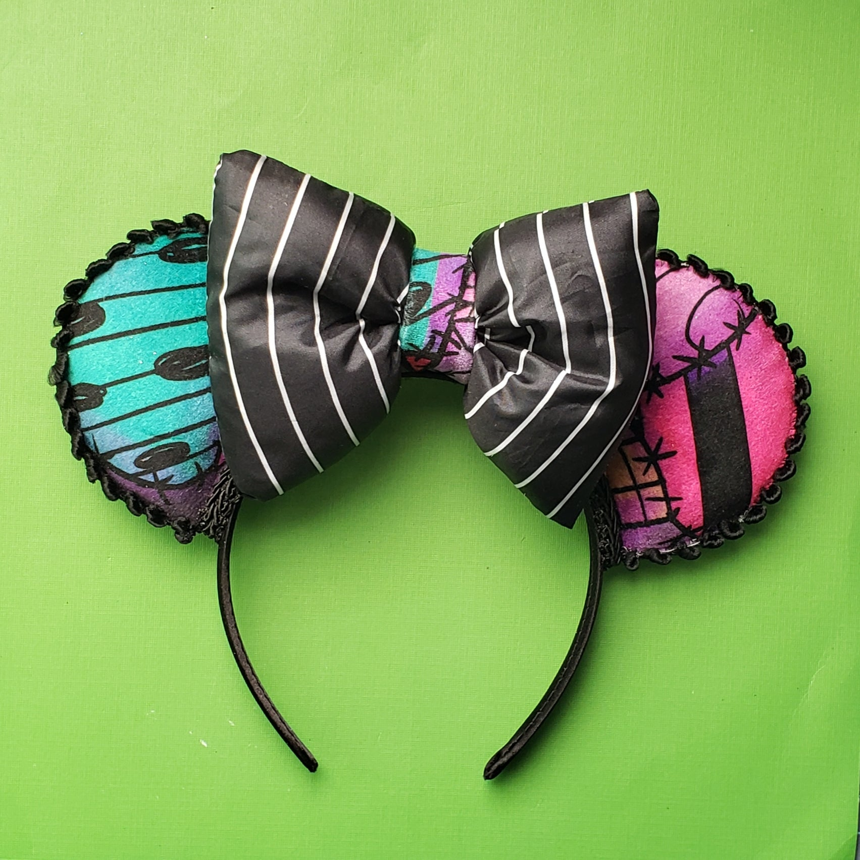 Jack and Sally Velvet Ears