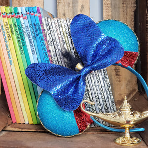 Genie of Agrabah Bowtique Bow