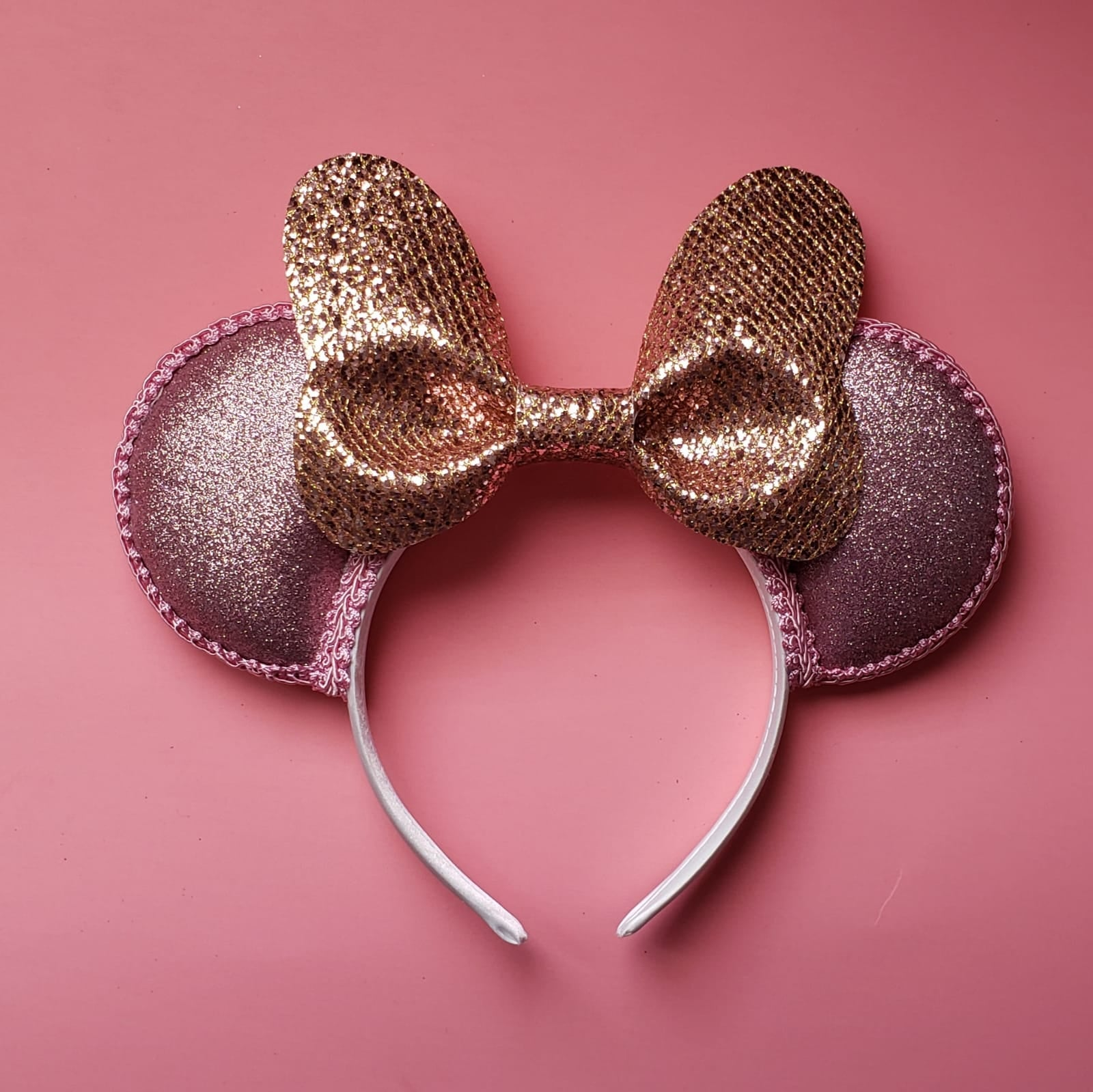 Rose Pink Bowtique Ears