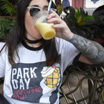 Park Day Dole Whip Ringer T-Shirt