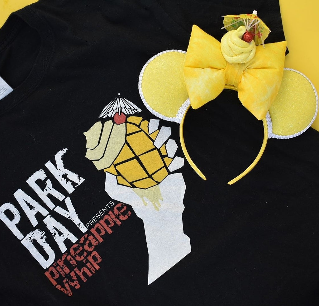 Park Day Dole Whip Short-Sleeve Unisex T-Shirt