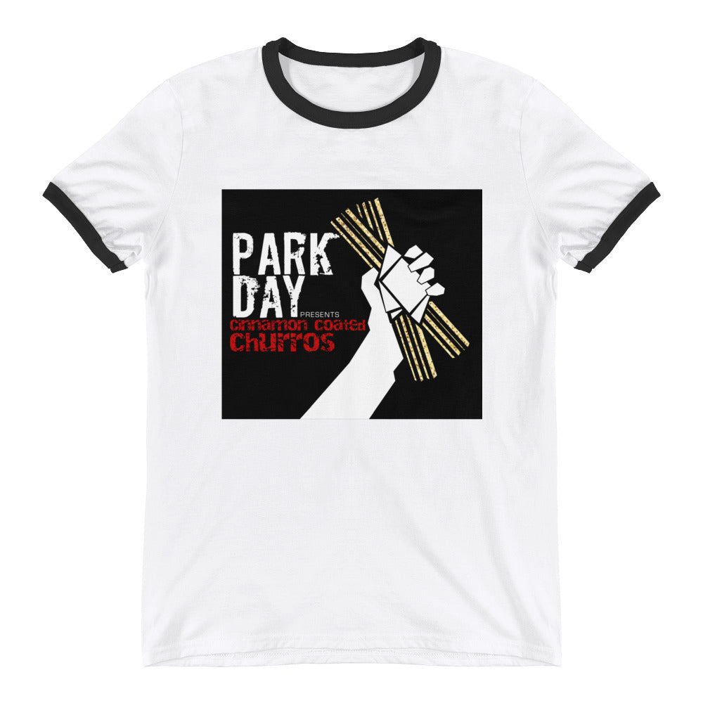 Park Day presents Churros Ringer T-Shirt