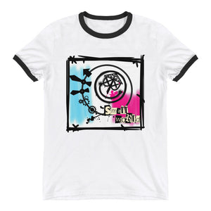 Small World Ringer T-Shirt