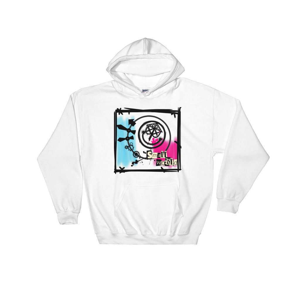 Small World Hooded Sweatshirt