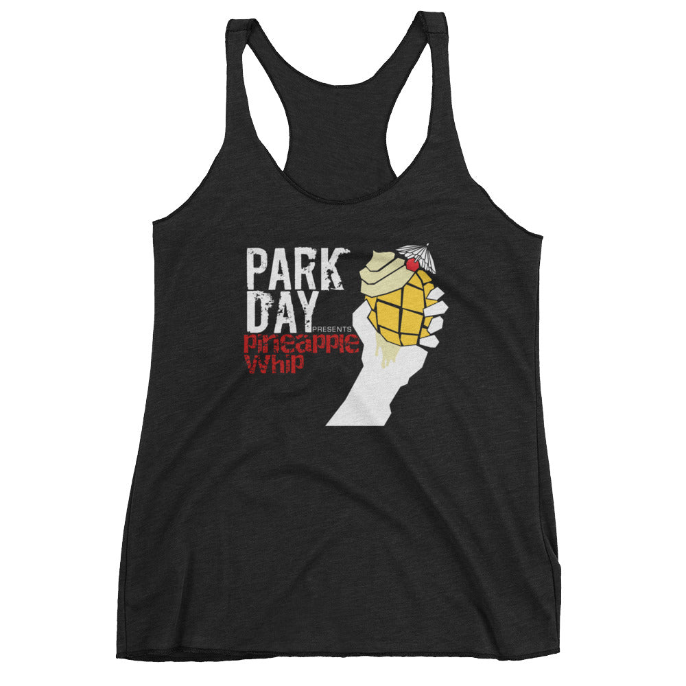 Park Day Dole Whip Women's Racerback Tank