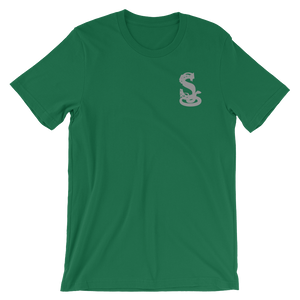 Wizard School Slytherin Short-Sleeve Unisex T-Shirt