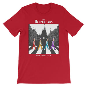The Dapper Dans WDW Short-Sleeve Unisex T-Shirt