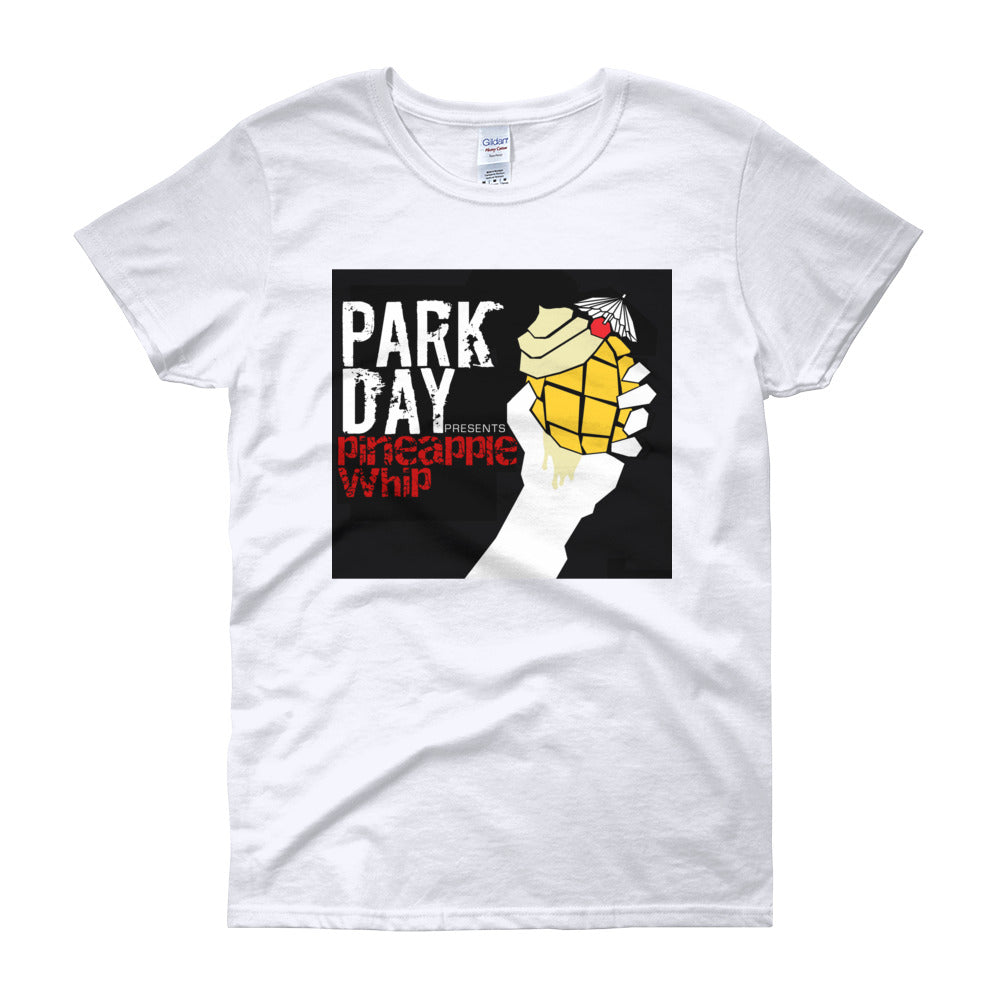 Park Day Dole Whip Women's short sleeve t-shirt