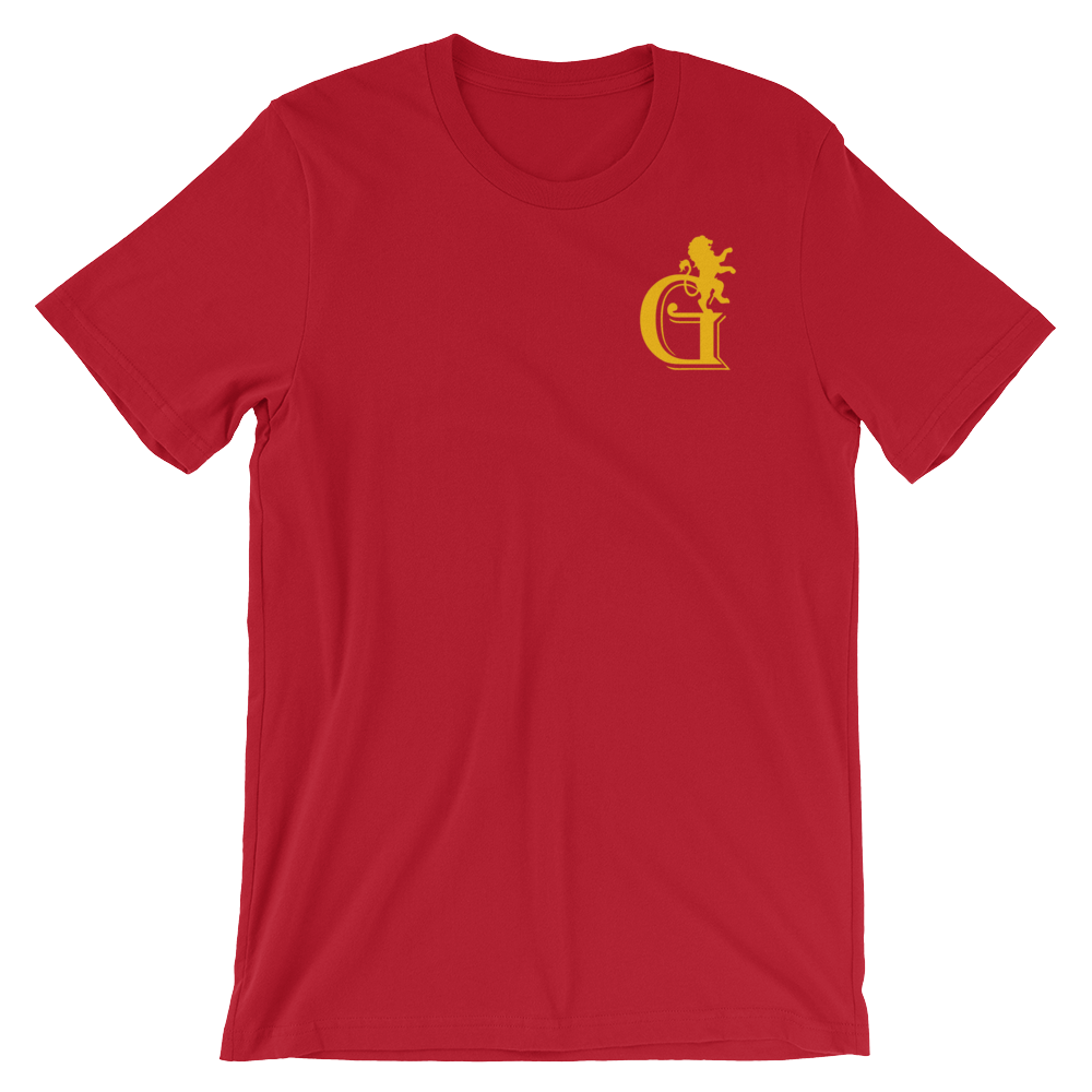 Wizard School Gryffindor Short-Sleeve Unisex T-Shirt