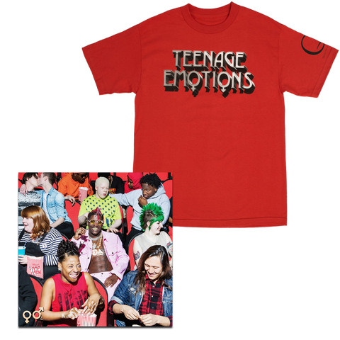 Teenage Emotions Album + T-Shirt