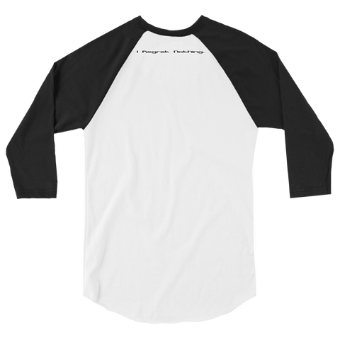 LB3 ID BLACK RAGLAN + DIGITAL ALBUM