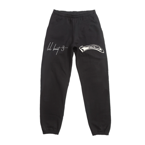 LB3 ID BLACK SWEATPANTS + DIGITAL ALBUM