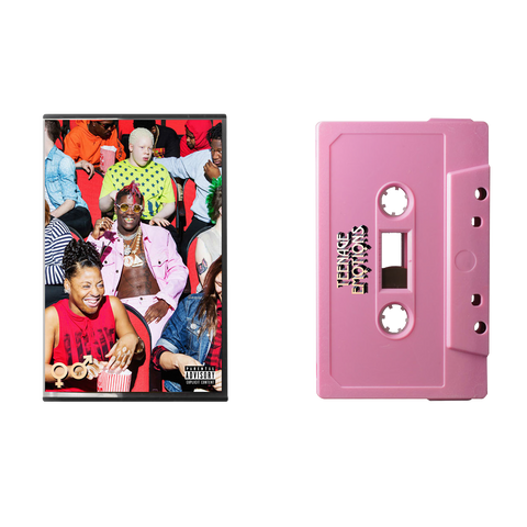 Teenage Emotions Pink Cassette