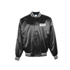 LA Pizzeria Satin Black Jacket