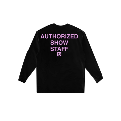 OBA SHOW STAFF LONG SLEEVE