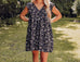 Fun In Florals Pocketed Romper