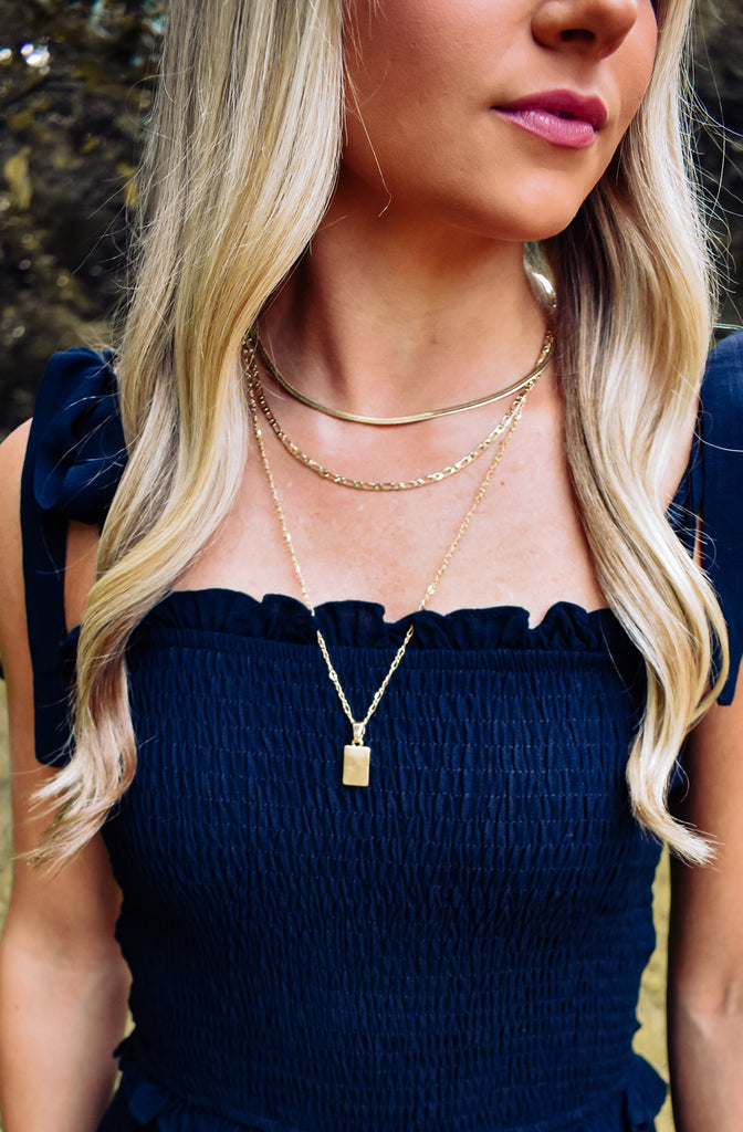 Reece Layered Necklace