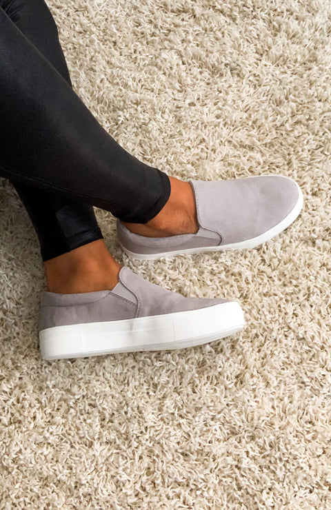 Hike Slip-On Sneakers
