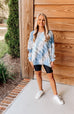 Cloud Nine Tie Dye Pullover
