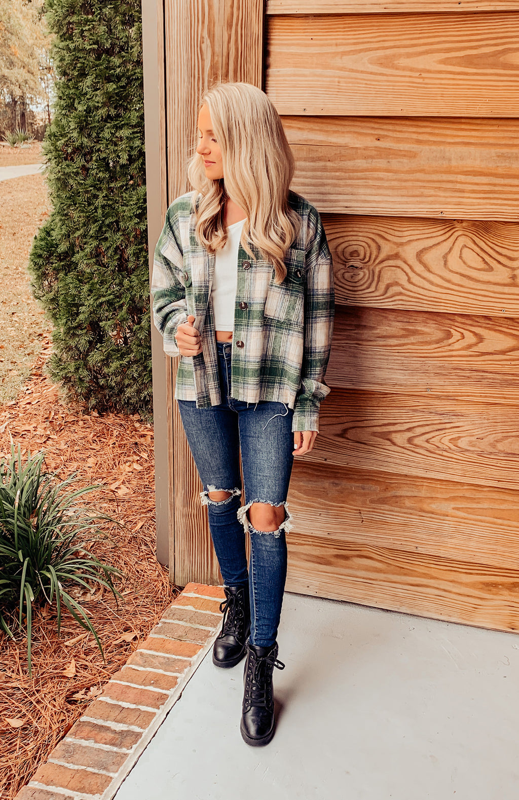 Dutton Plaid Flannel