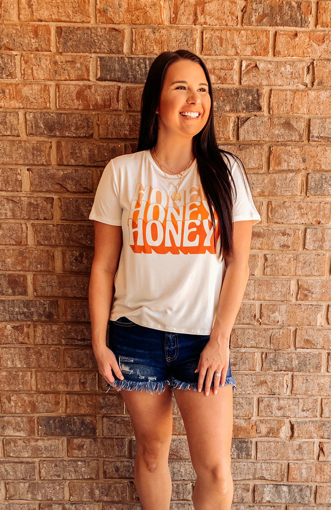 HONEY Graphic Tee