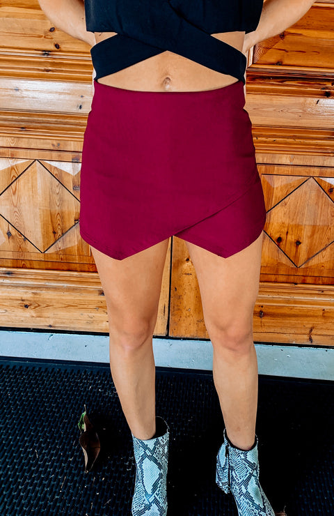 West Coast Envelope Skort