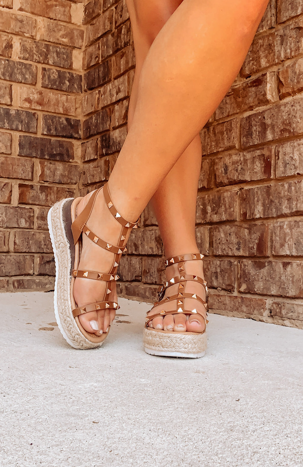 Layla Studded Sandals