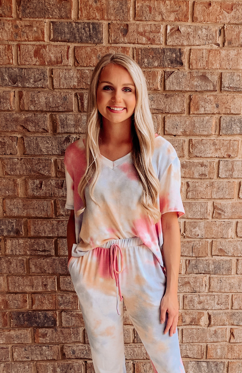 Tie Dye Dreams Lounge Tee