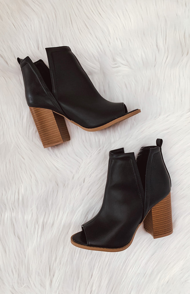 Own The Night Booties