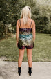 Own The Night Sequin Romper