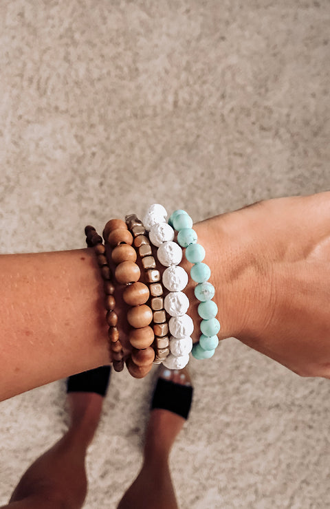 On Island Time Bracelet Stack