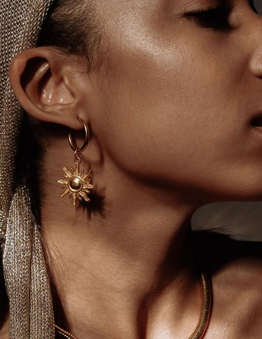 Raw & Rebellious Candace Earrings
