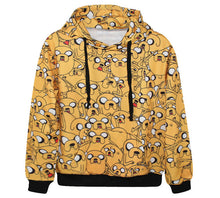 Adventure Time Jake Dog Hoodie - 7ucky