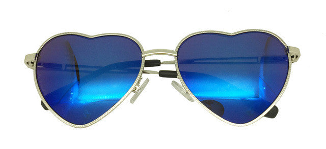 Heart Shaped Sunglasses - 7ucky