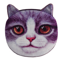 Cute Cat Face Coin Purse - 7ucky
