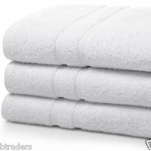 Hotel Quality Bath Towels 600 GSM | Pack of 4