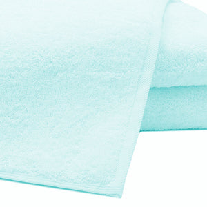 Pack of 2 Extra Large Bath Sheets100% Cotton Towels Jumbo Size AQUA COLOUR