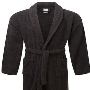 Luxury Bath Robe | Black