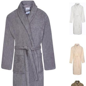 Egyptian Shawl Collar Bath Robes Collection
