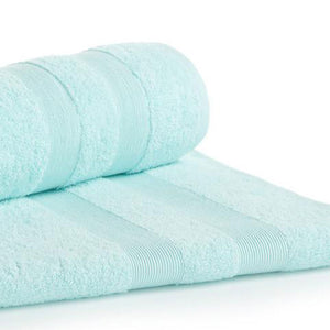 Egyptian Beach Towels | Duck Egg Blue