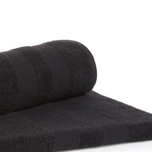 Egyptian Beach Towels | Black