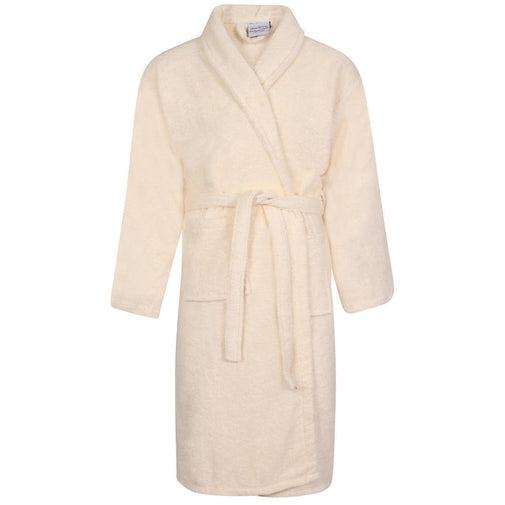 Egyptian Shawl Collar Bath Robes | Cream