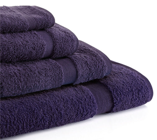 Egyptian Cotton Bath Sheets | Purple