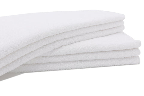 Guest Towels | White