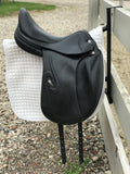 Prestige Venus Mono Flap Dressage Saddle- used